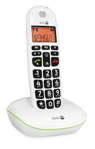 Doro PhoneEasy 100W Amplified Cordless Telephone