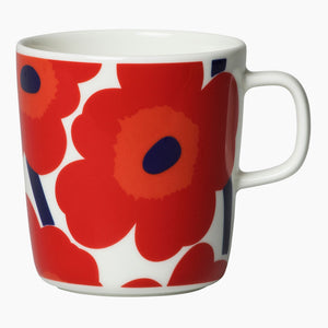 Mug - Unikko Red 4dl