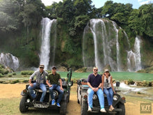 Load image into Gallery viewer, 4 Days Ban Gioc Waterfall – Ba Be Lake Jeep Tours VJT Adventures