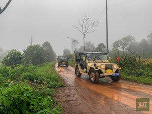 4 Days Hochiminh Trail Jeep Tours VJT Adventures