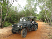 Load image into Gallery viewer, Angkor Archeological Park Jeep Tours Cambodia Jeep