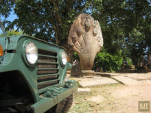 Load image into Gallery viewer, Angkor Wat & Floating Village Kampong Pluck Jeep Tours Cambodia Jeep
