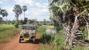 Beng Mealea- Kampong Kleang Jeep Tours Cambodia Jeep