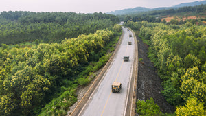 Best of former DMZ - Hochiminh Trail by Restored Army Jeep Jeep Tours VJT Adventures