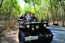 Load image into Gallery viewer, Cooking Class & Cu Chi Tunnels Jeep Tours VJT Adventures
