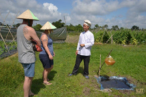 Cooking Class & Cu Chi Tunnels Jeep Tours VJT Adventures