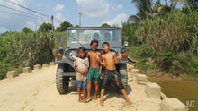 Load image into Gallery viewer, Countryside Of Nha Trang Jeep Tours Jeep it up!