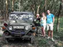 Load image into Gallery viewer, Cu Chi Tunnels On The Jeep Jeep Tours VJT Adventures