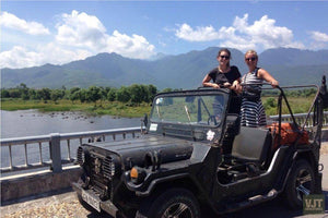 Danang / Hoian – Hue Via The Coastal Route Jeep Tours VJT Adventures