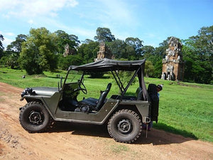 Day Tour Angkor Small Circuit Jeep Tours Cambodia Jeep