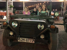 Load image into Gallery viewer, Dining By The Red Riverside Jeep Tours VJT Adventures