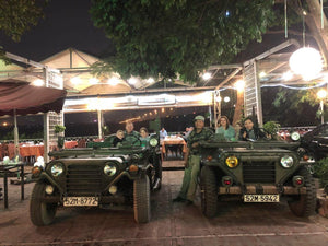 Dining By The Red Riverside Jeep Tours VJT Adventures