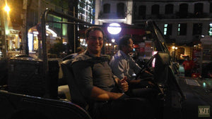 Dinning By Saigon Riverside Jeep Tours VJT Adventures