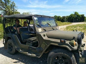 Discover Monkey Mountain & Son Tra Peninsula Jeep Tours VJT Adventures