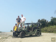 Load image into Gallery viewer, Discover Monkey Mountain & Son Tra Peninsula Jeep Tours VJT Adventures