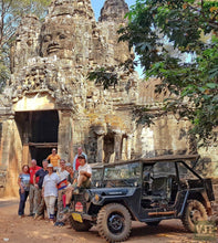 Load image into Gallery viewer, From Cambodia To Vietnam On The Jeep Jeep Tours VJT Adventures