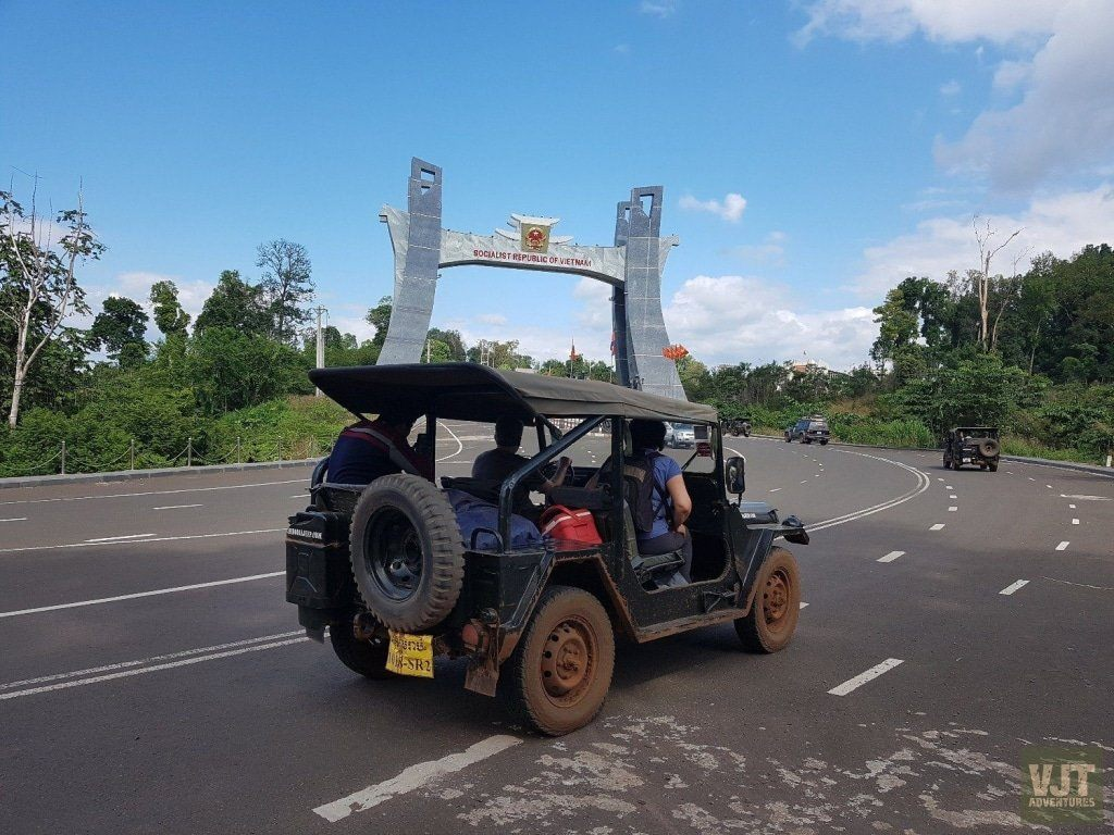 From Cambodia To Vietnam On The Jeep Vjt Adventures