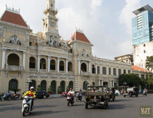 Load image into Gallery viewer, Good Morning Saigon Jeep Tours VJT Adventures