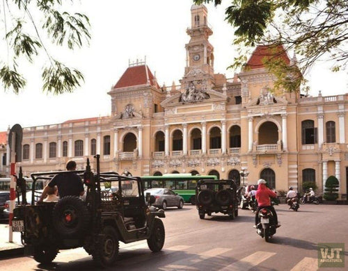 Good Morning Saigon Jeep Tours VJT Adventures