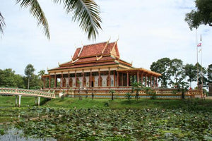 Half Day Tour Siem Reap/Puok Jeep Tours Cambodia Jeep