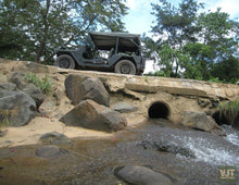 Load image into Gallery viewer, Mythical Kulen Mountain Jeep Tours Cambodia Jeep