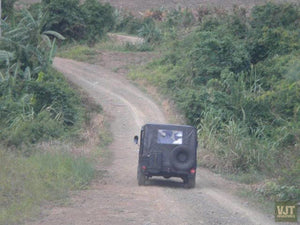 Mythical Kulen Mountain Jeep Tours Cambodia Jeep