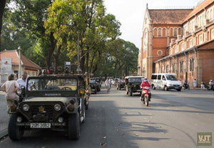 Saigon In Style Jeep Tours VJT Adventures