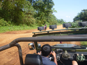 Self-driving Through Indochina: Cambodia - Laos - Vietnam Jeep Tours VJT Adventures
