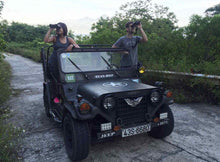 Load image into Gallery viewer, Spotting Wildlife On Monkey Mountain Jeep Tours VJT Adventures
