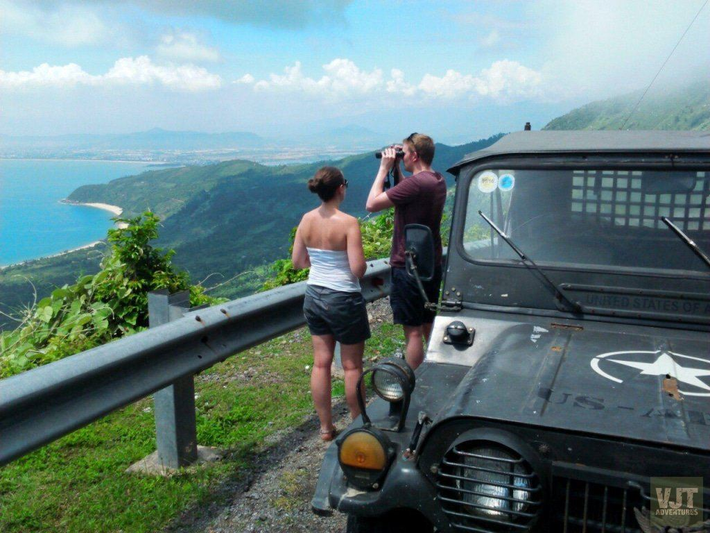 The Central: Danang – Hoian – Hue Jeep Tours VJT Adventures
