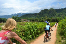 Load image into Gallery viewer, The North: Hanoi-Mai Chau-Ninh Binh-Lan Ha Bay Jeep Tours VJT Adventures