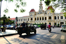 Load image into Gallery viewer, The South: Saigon – Cu Chi – Mekong - Ho Tram Beach Jeep Tours VJT Adventures