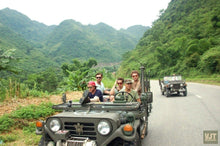 Load image into Gallery viewer, Three Day Mai Chau Mountain Retreat Jeep Tours VJT Adventures