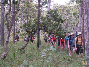 Trekking & Camping at Nui Chua & Bidoup National Parks Jeep Tours VJT Adventures