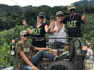 Truong Son Range Minority Groups Jeep Tours VJT Adventures