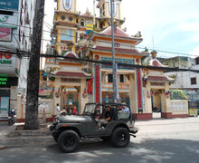 Load image into Gallery viewer, Vietnam - Cambodia Border Crossing VJT Adventures