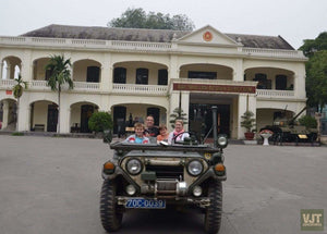 Vietnam & The Wars Jeep Tours VJT Adventures