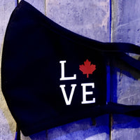 Canadian Love Mask