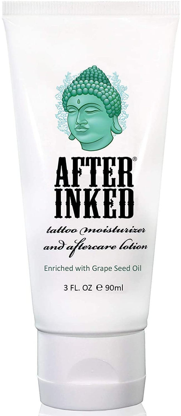 Tattoo Moisturizer and Aftercare Lotion 3oz