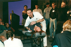 Vol.80 - Chiropractic Technique for Weight-Training Spinal Injuries - Dr.Dale Buchberger