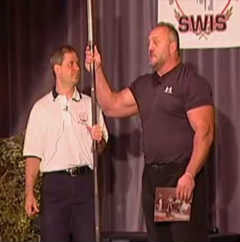 Vol.6 - Strength Training Techniques of the World's Strongest Man Bill Kazmaier