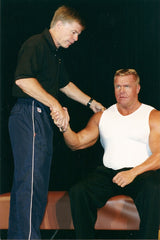 Vol.70 - ART for Weight-Training Shoulder Injuries - Dr.Mike Leahy