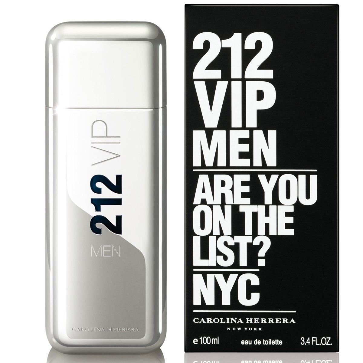 Perfume oil inspired by 212 VIP Men