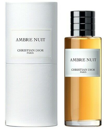 Perfume oil inspired by Ambre Nuit