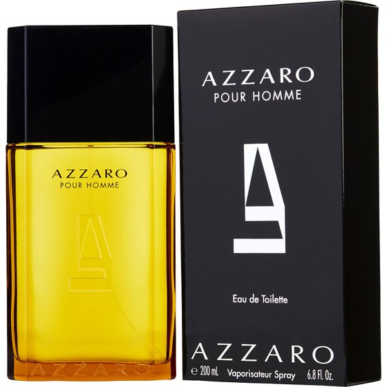Perfume oil inspired by Azzaro Pour Homme