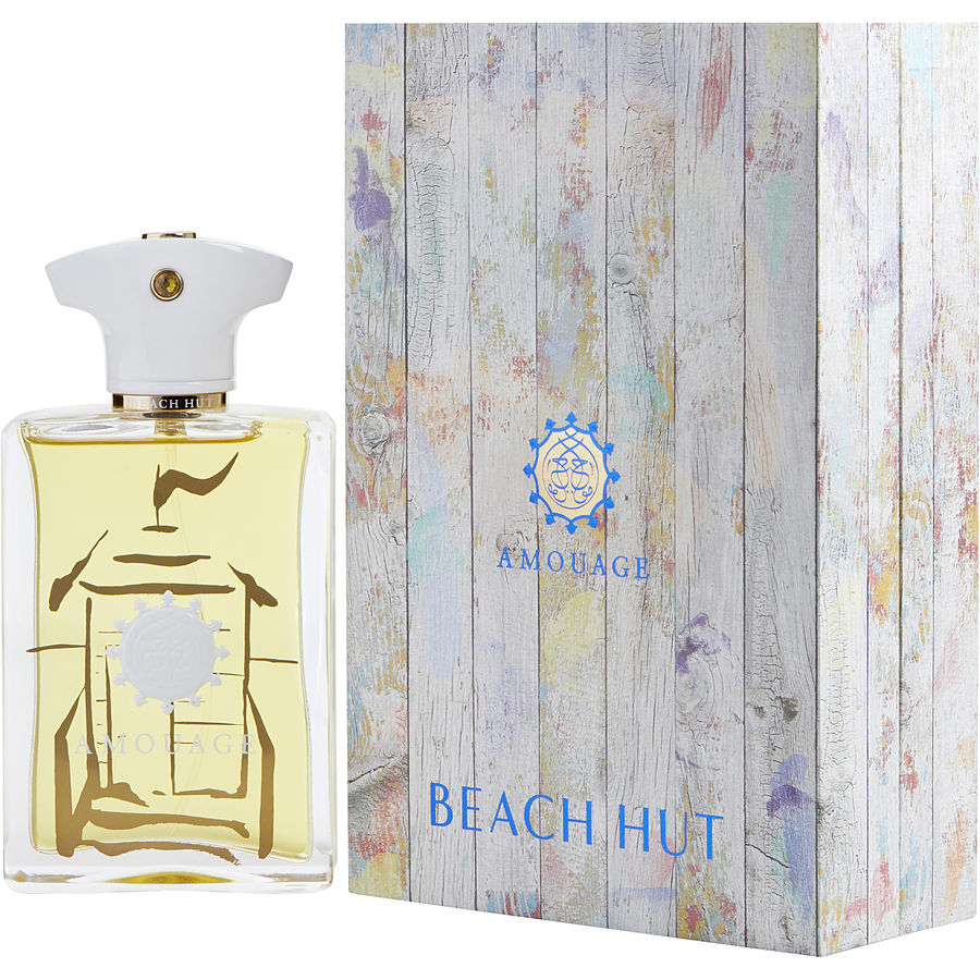 Perfume oil inspired by Beach Hut Man
