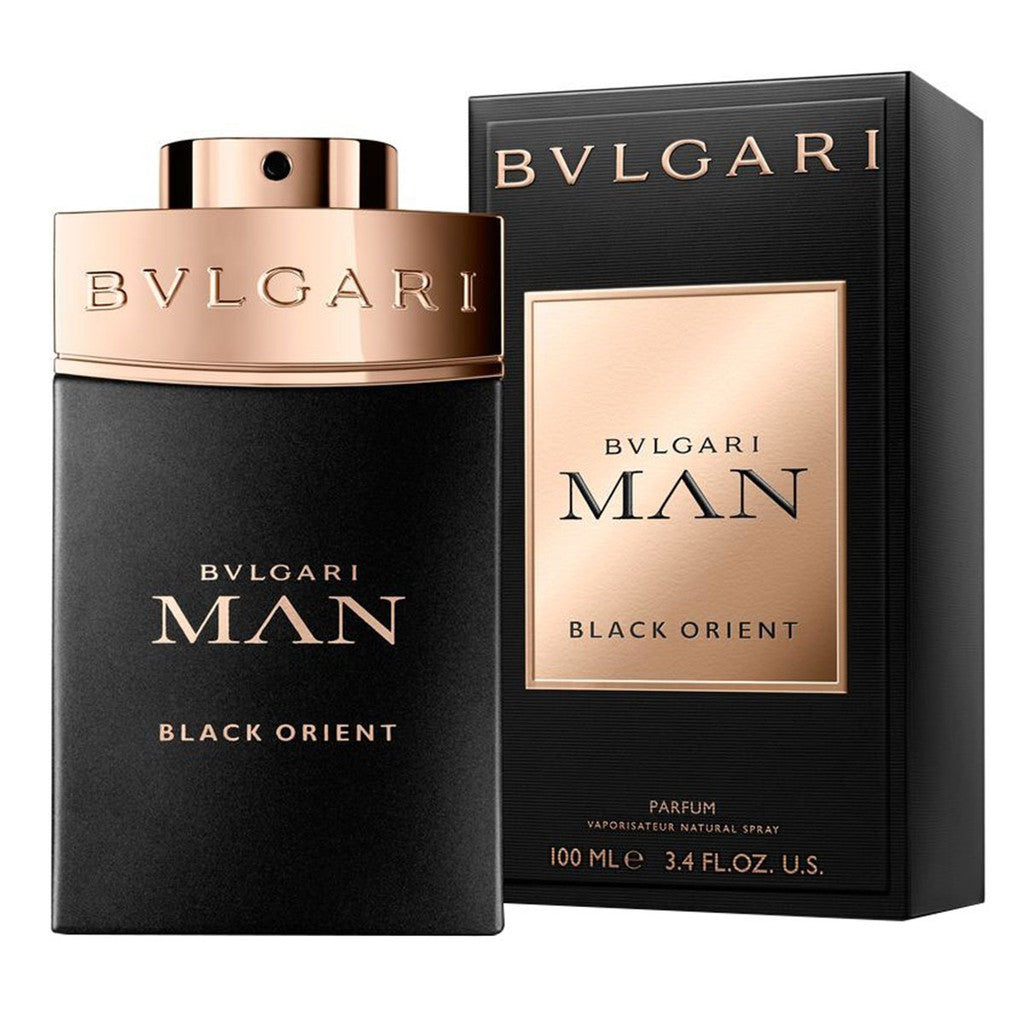 Perfume oil inspired by Bvlgari Man Black Orient