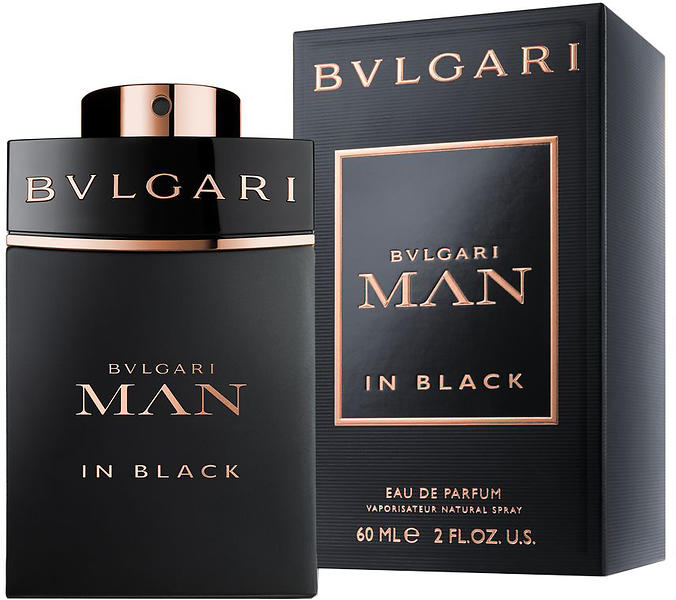 Perfume oil inspired by Bvlgari Man in Black