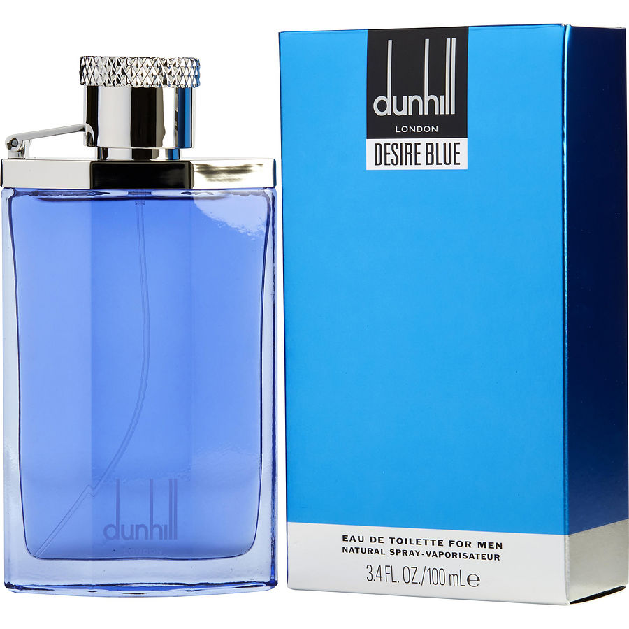 Perfume oil inspired by Dunhill Desire Blue