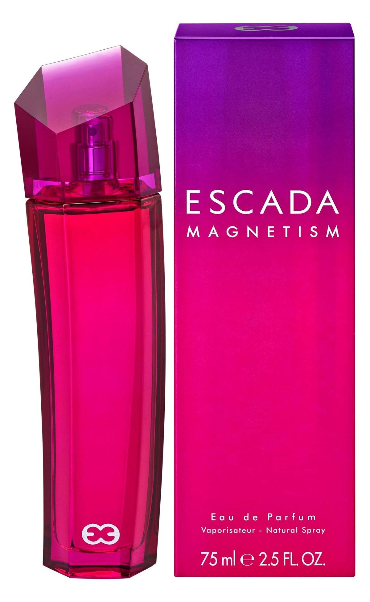 Perfume oil inspired by Escada Magnetism